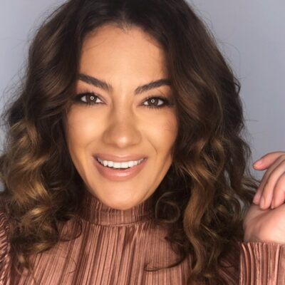 Sabrina Melei makeup artist
